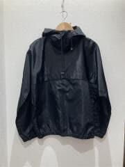 パーカー/M/--/ブラック/99ss/コレクション招待者限定/アノラック ナイロンジャケット プルオーバー