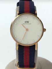 DW00100064/クォーツ腕時計/アナログ