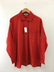KENZO/ケンゾー/ポロシャツ/5/ポリエステル/RED/赤/レッド