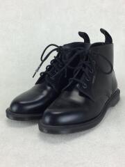 Dr.Martens/ブーツ/US8/BLK/レザー