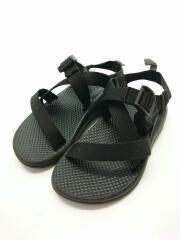 キッズ靴/--/サンダル/指定外繊維/BLK