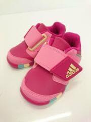 adidas/キッズ靴/12cm/スニーカー/PNK