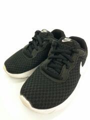 NIKE/818382-011/キッズ靴/17cm/スニーカー/BLK