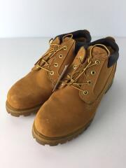PREMIUM WATERPLOOF OXFORD/ブーツ/US9.5/CML/レザー/73538