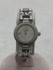 クォーツ腕時計/アナログ/ステンレス/SLV/SLV/シルバー/14501853/WAVERLY/ウェイバリ