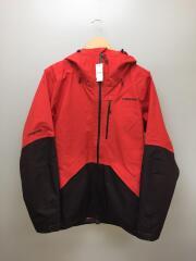 スノーショットジャケット/S/ポリエステル/RED/snow shot jacket/30941FA15
