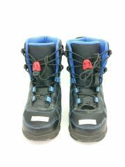 XREES セレス/スノーボードブーツ/22cm/シューレース/ブラック