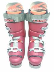 BANSHEE115 ラング/スキーブーツ/US6/レッド/アダルト/BANSHEE115