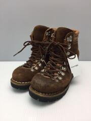 Kinney Shoes/トレッキングブーツ/24cm/UK5/ブラン/BRW/スウェード