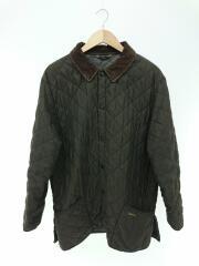 キルティングジャケット/--/--/ブラウン