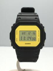 クォーツ腕時計・G-SHOCK/デジタル/BLK/DW-5600BBMB-1JF