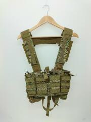 タクティカルベスト/tactical assault gear/ナイロン/カーキ/カモフラ