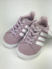 キッズ靴/13cm/PNK/CQ3124/CAMPUS EL 1