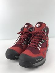 トレッキングブーツ/24.5cm/RED/GORE-TEX/ゴアテックス