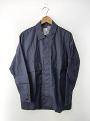 120/2 Bigポケットシャツ/FREE/コットン/ブルー/LUZ2002204A0008