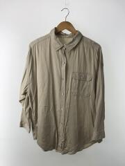 2020SS/Military washシャツ/--/--/BEG/20050922900010