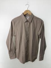 HI-STRETCH SH/ハイストレッチシャツ/長袖シャツ/1/キュプラ/BEG/無地/409100005