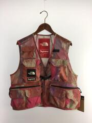 2020/Cargo Vest/カーゴベスト/THE NORTH FACE/S/ナイロン/PUP/NP220031