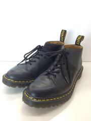 CHURCH LACE LOW BOOT/チャーチ/23816001/ブーツ/US9/BLK/レザー