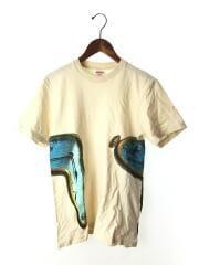 Tシャツ/S/コットン/IVO
