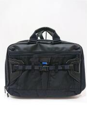 3WAYバッグ/ブリーフケース/ナイロン/ブラック/02131-MZ/ビジネスバッグ リュック バックパック