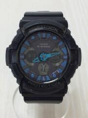 クォーツ腕時計・G-SHOCK/デジアナ/ブラック