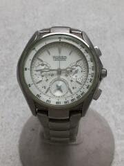 クォーツ腕時計/7T11-0AB0/クロノグラフ