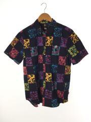 半袖シャツ/柄シャツ