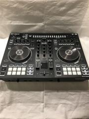 DJ-505 DJ-505/PCDJコントローラー/箱・説・アダプター・USBケーブル付属