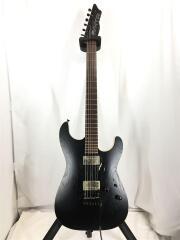 S-622 S-622/エレキギター/ストラトタイプ/黒系/HH/アーム/ハードケース