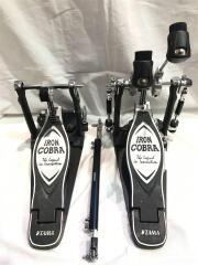 HP900PWN HP900PWN/IRON COBRA/フットペダル/ツインペダル/箱・ケース付属