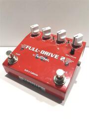 FD2 V2 FD2 V2/FULL DRIVE 2 V2/オーバードーライブ/箱/DC9V