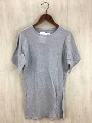 2003年MODEL/oversized t-shirt/ここのえ/白タグ/Tシャツ/グレー