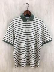 ポロシャツ/1/コットン/BEG/ボーダー/19SUC04/19SS