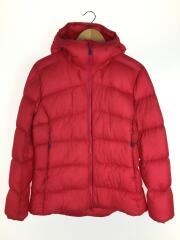 Meron IN Hooded Jacket/ダウンジャケット/XL/--/PNK