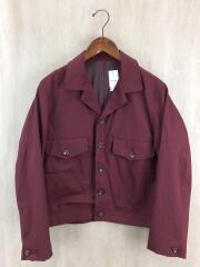 ジャケット/1/ポリエステル/BRD/無地/BV-65502/GABARDINE JACKET