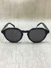 サングラス/プラスチック/NVY/GRY