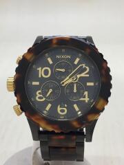 クォーツ腕時計/アナログ/--/BRW/A037 679/電池切れ