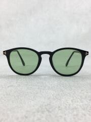 サングラス/ボストン/ブラック/グリーン/50□20-145/TF5401-F