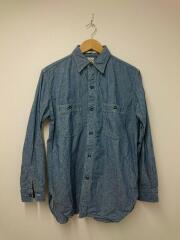 VINTAGE FIT WORK SHIRT ヴィンテージフィットワークシャツ/1/コットン/IDG/