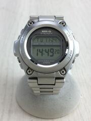 クォーツ腕時計/デジタル/ステンレス