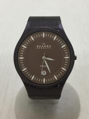 腕時計/342XLTMD/スカーゲン/
