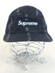 キャップ/FREE/黒/ストライプ/Supreme/シュプリーム/Logo Stripe Jacquard