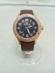 WWTR042SD/クォーツ腕時計/アナログ/ラバー