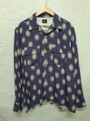 Cut Off Bottom Classic Shirt/長袖シャツ/XL/アクリル/PUP/総柄