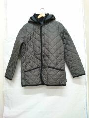 WAVERLY HOOD EX/キルティングジャケット/38/ポリエステル/グレー/g182apqco0024a