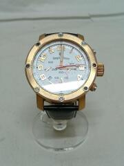 クォーツ腕時計/アナログ/ES46
