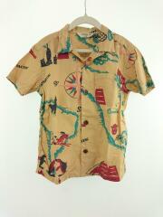 半袖シャツ/130cm/コットン