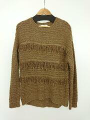 セーター(厚手)/FREE/アクリル/CML/フリンジ/ニット/マウジー
