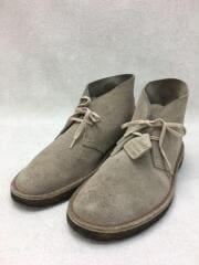 Desert Boots/シミ有/クラークス/ブーツ/EG/スウェード
